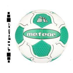 Piłka ręczna Meteor MAGNET #3 biało zielona