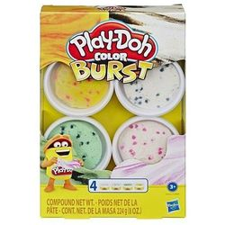 Play-Doh opakowanie kolorowej modeliny