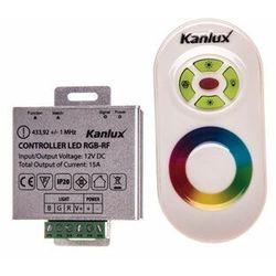 KANLUX CONTROLLER LED RGB-RF Kontroler do liniowych modułów LED RGB 22140