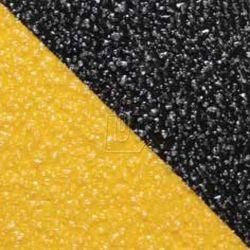 Taśma Coba antypoślizgowa Gripfoot Standard żółto/czarna 50mm x 18,3m GF010702