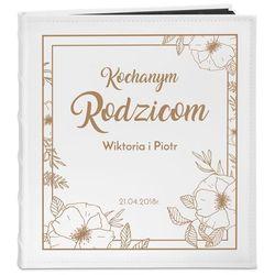 Album Kwiaty GRAWER Upominek Dla Rodziców PR441