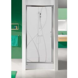 SANPLAST drzwi Tx 5 100 przesuwne, szkło CR D2/TX5b-100 600-271-1110-38-371