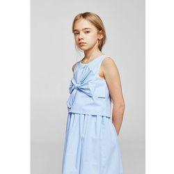 Mango Kids - Sukienka dziecięca Lou 110-152 cm