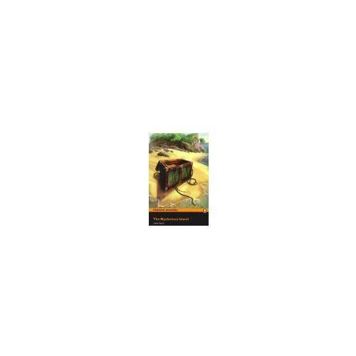 Książki do nauki języka, The Mysterious Island Plus MP3 CD (Tajemnicza Wyspa) Penguin Readers Classic (opr. twarda)