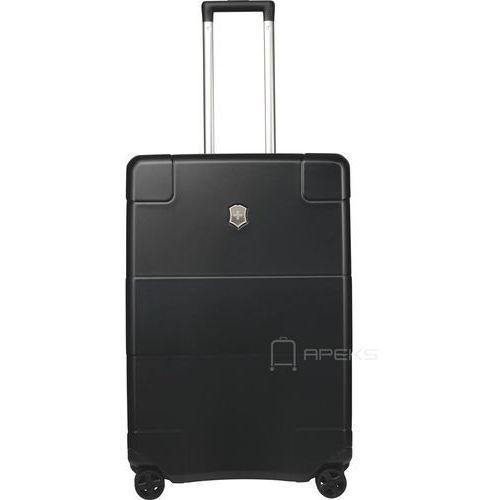Torby i walizki, Victorinox Lexicon Hardside średnia walizka 68 cm / czarna - Black ZAPISZ SIĘ DO NASZEGO NEWSLETTERA, A OTRZYMASZ VOUCHER Z 15% ZNIŻKĄ