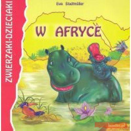 Książki dla dzieci, W Afryce (opr. miękka)