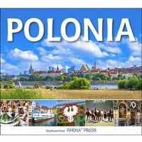 Albumy, Album polska w.hiszpańska (kwadrat) - bogna parma (opr. twarda)