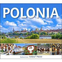 Album polska w.hiszpańska (kwadrat) - bogna parma (opr. twarda)