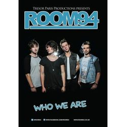 Room 94 - Who We Are DVD