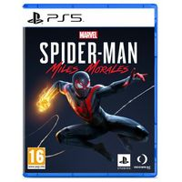 Gry na PlayStation 5, Marvel's Spider-Man Miles Morales (PS5)