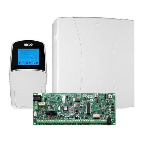 Zestawy alarmowe, RM432PKP100E Zestaw alarmowy LightSYS z czytnikiem zbliżeniowym RISCO