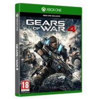 Gry na Xbox One, Gears of War 4 (Xbox One)