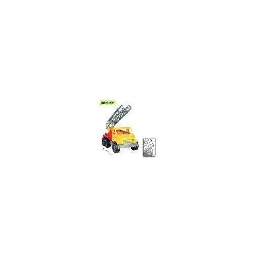 Pozostałe zabawki, City truck straż pożarna