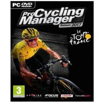 Gry PC, Pro Cycling Manager 2017 (PC)