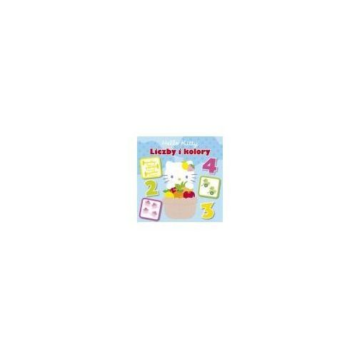 Książki dla dzieci, Hello Kitty. liczby i kolory Praca zbiorowa (opr. kartonowa)