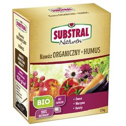 Nawóz naturalny + humus – 2w1 – naturen – 1,5 kg substral