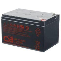 Akumulator AGM CSB GP 12120 F2 (12V 12Ah) (VdS)