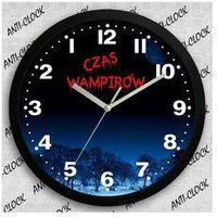 Zegary, Antyzegar ścienny czas wampirów