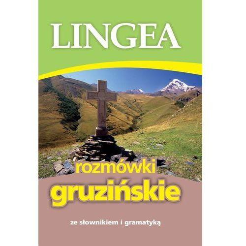 Książki do nauki języka, Lingea rozmówki gruzińskie - Praca zbiorowa (opr. miękka)