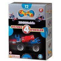 Klocki dla dzieci, ZOOB Klocki Mobile Mini 4 Wheeler