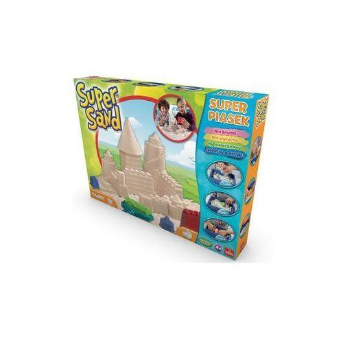 Piasek kinetyczny, Goliath Super Sand Zamek +DARMOWA DOSTAWA przy płatności KUP Z TWISTO