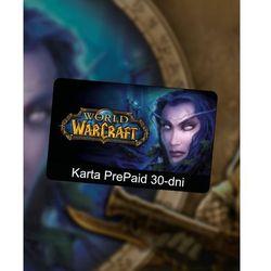 World of Warcraft PrePaid 30-dni