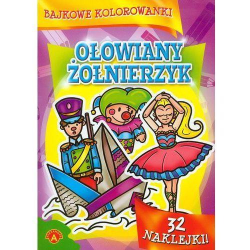 Kolorowanki, Bajkowe kolorowanki Ołowiany żołnierzyk