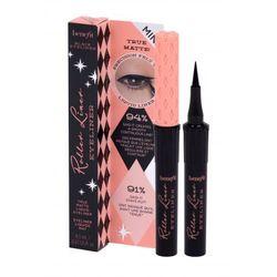 Benefit Roller Liner True Matte Mini eyeliner 0,5 ml dla kobiet Black