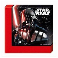 Serwetki, Serwetki urodzinowe Star Wars Final Battle - 33 cm - 20 szt. Procos 10% - 3 (-10%)