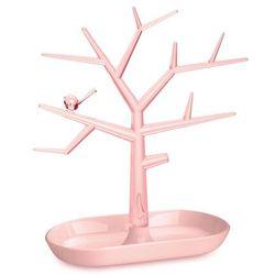 Koziol - Drzewko na biżuterię Pi:p pastelowy róż 5260392