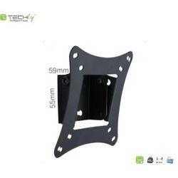 """Techly Uchwyt ścienny LCD/LED Techly 13""""-30"""", 15kg czarny, uchylny"""
