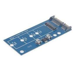 Gembird adapter Mini SATA (1.8'') -> M.2 NGFF - EE18-M2S3PCB-01- natychmiastowa wysyłka, ponad 4000 punktów odbioru!