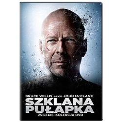 SZKLANA PUŁAPKA 1-4 (5 DYSKÓW) - DVD