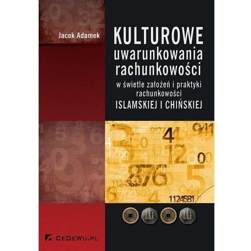 Biblioteka biznesu, Kulturowe uwarunkowania rachunkowości (opr. miękka)