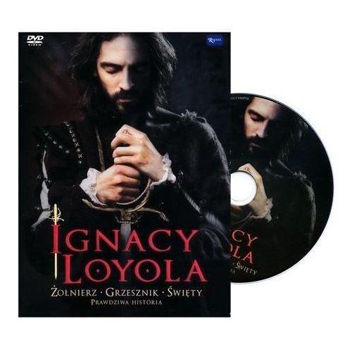 Pozostałe filmy, Ignacy Loyola. Żołnierz. Grzesznik. Święty. Film DVD