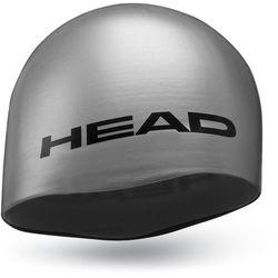 Head Silicone Moulded Czapka, silver 2019 Czepki pływackie Przy złożeniu zamówienia do godziny 16 ( od Pon. do Pt., wszystkie metody płatności z wyjątkiem przelewu bankowego), wysyłka odbędzie się tego samego dnia.