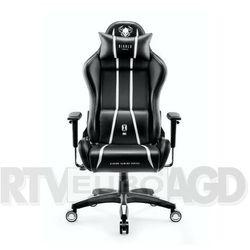 Fotel DIABLO CHAIRS X-One 2.0 (XL) Czarno-biały