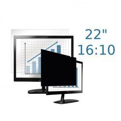 """Filtr prywatyzujący na monitor lub laptop 22"""" 16:10"""