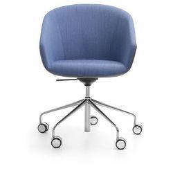 Fotel Bejot OXXO OX 5R w jednym kolorze tkaniny
