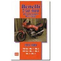 Biblioteka motoryzacji, Benelli 750/900 Performance Portfolio 1973-1989
