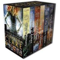 Pozostałe książki, Mortal Instruments 1-6 Slipcas Cassandra Clareová