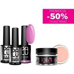 Zestaw PALU Baza Maxi / Top / Lakier P7 / Żel Pink 5ml 50% TANIEJ