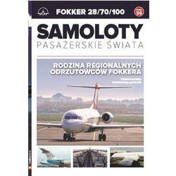 Samoloty pasażerskie świata T.36 Fooker 28/70/100 (opr. broszurowa)