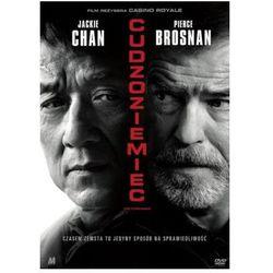 Cudzoziemiec (DVD) + Książka