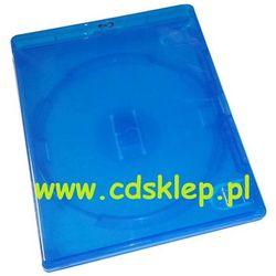 Etui plastikowe na 1 płytę BluRay 14mm Amaray 28szt.