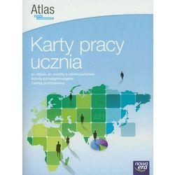 Wiedza o społeczeństwie Karty pracy ucznia do Atlasu do wiedzy o społeczeństwie (opr. miękka)