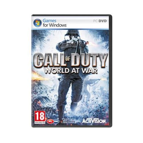 Gry na PC, Call of Duty: World at War Gra PC CENEGA