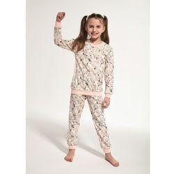 Piżama Cornette Young Girl 033/118 Polar Bear dł/r 134-164