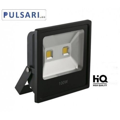 Naświetlacze zewnętrzne, Naświetlacz Halogen Reflektor Oprawa 100W PULSARI LED