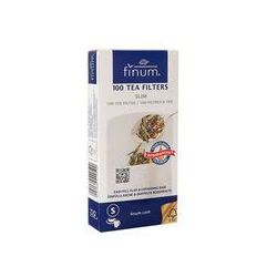 Finum filtry do herbaty S 100 szt.
